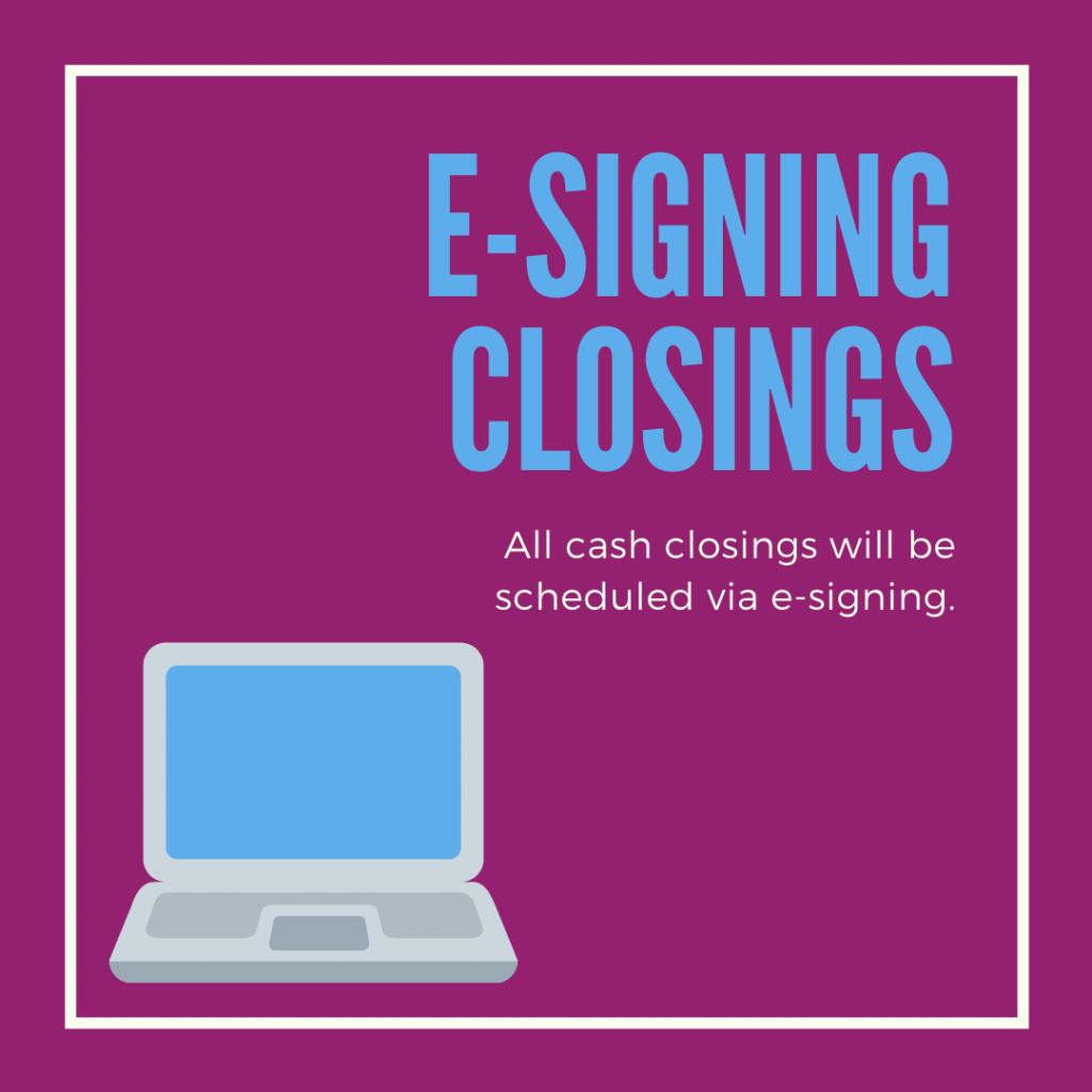 E-Signings Image
